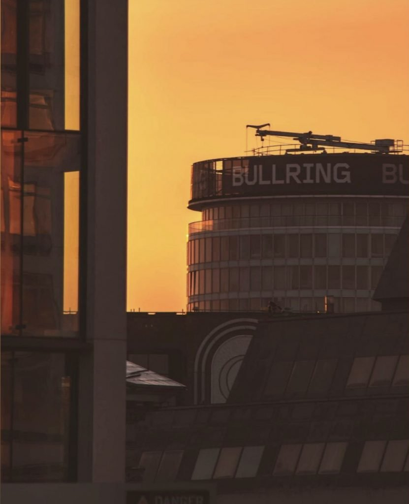 Staying cool's aparthotel at Rotunda at dusk taken by @mjo_ph0tography