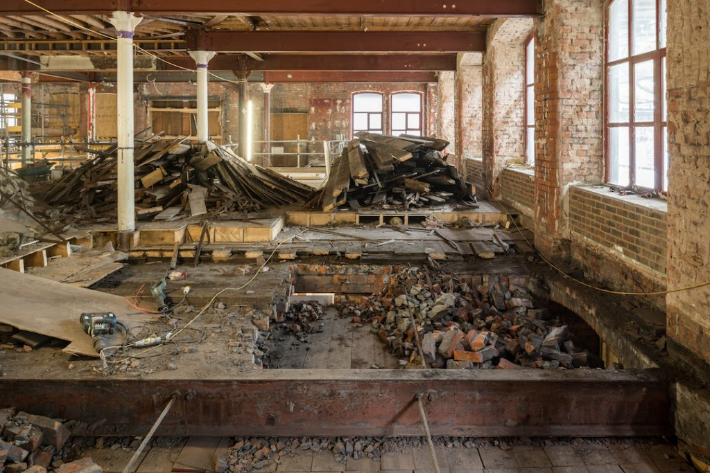 Cotton Yard interior with floor removed-72px