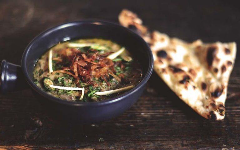 Dishoom - Haleem Dish with Naan bread - 72px