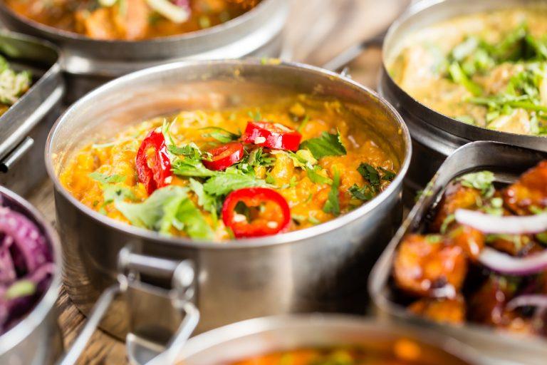 Mowgli Street Food Tiffin Dishes - 72px