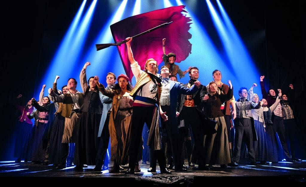 LES MISERABLes Photo Matthew Murphy