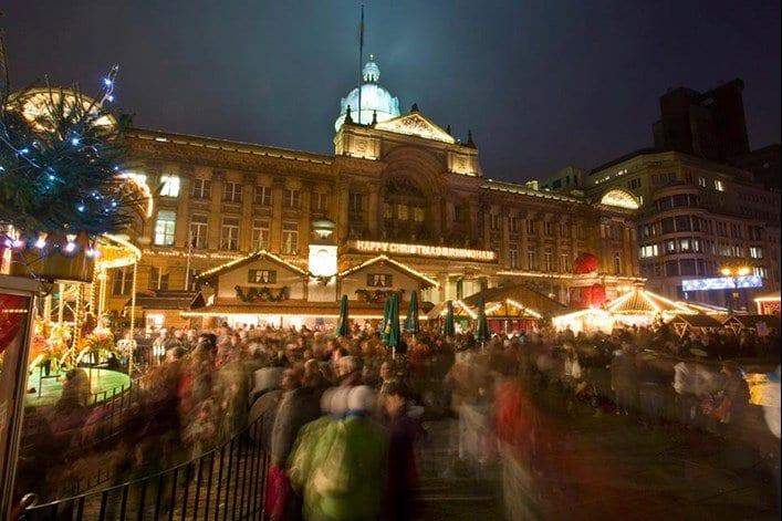 Birmingham Christmas Markets 2020