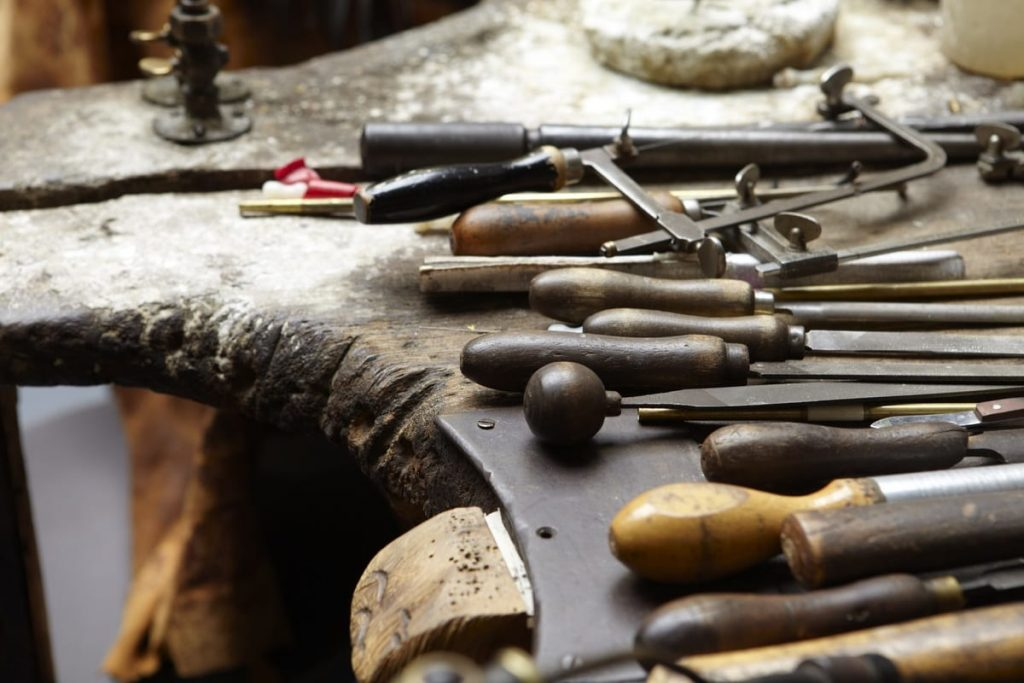 Birmingham's Jewellery Quarter Museum