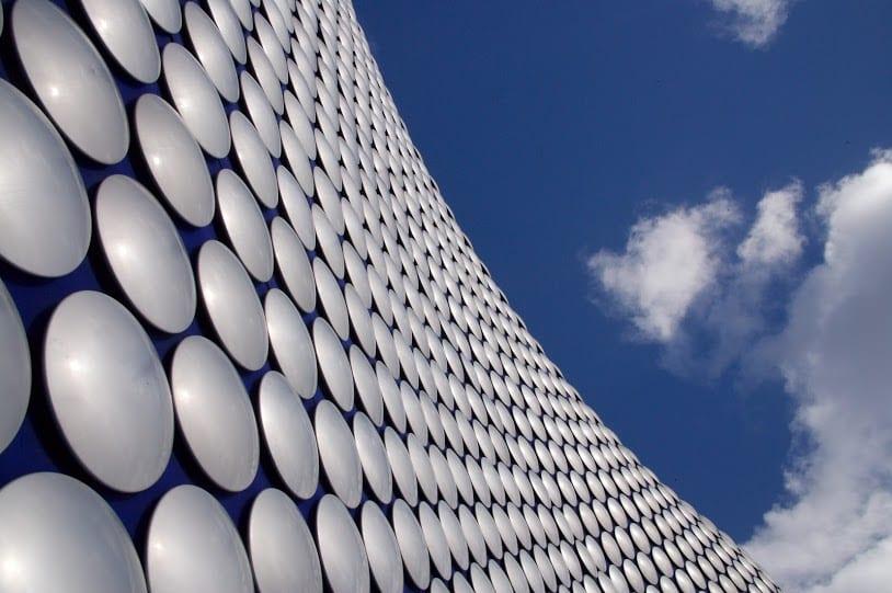 Selfridges Birmingham exterior