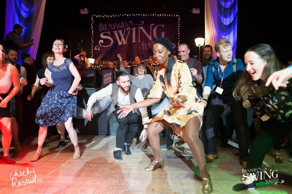 Birminghasm Swing Festival by Cheeky Rastall