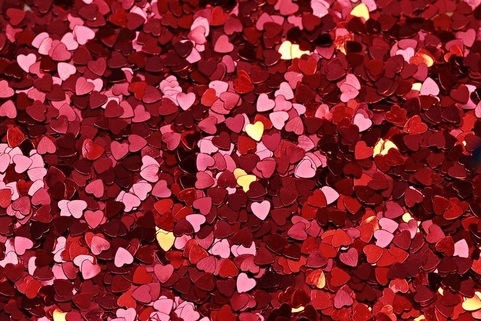 love heart background wallpaper