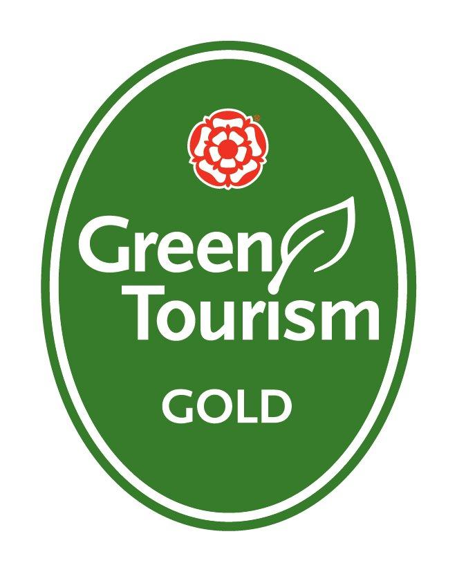Visit England Green Tourism Award Logo